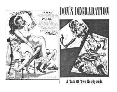 Erotic stories of degradation